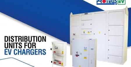 EV Charger Distribution Units