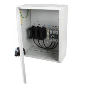 IP65 Fuse Switches-Steel