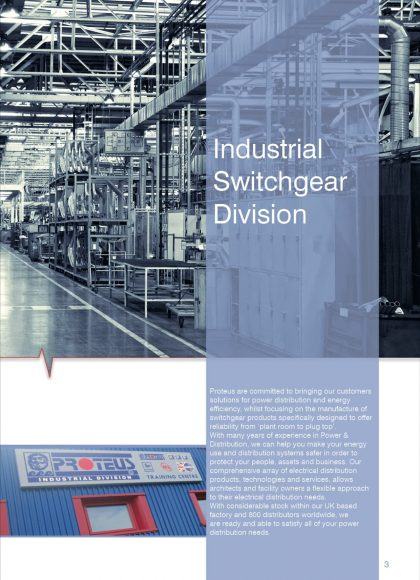 MP 247 Proteus Industrial Catalogue V4.3