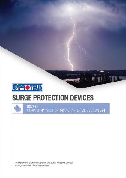 MP 317 - Proteus Surge Protection Brochure V2.0