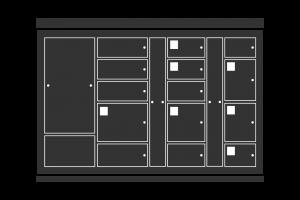 Proteus Switchgear ICON - Grey