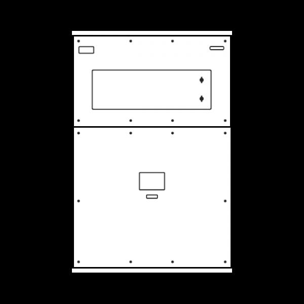 Proteus Switchgear ICON - White HD
