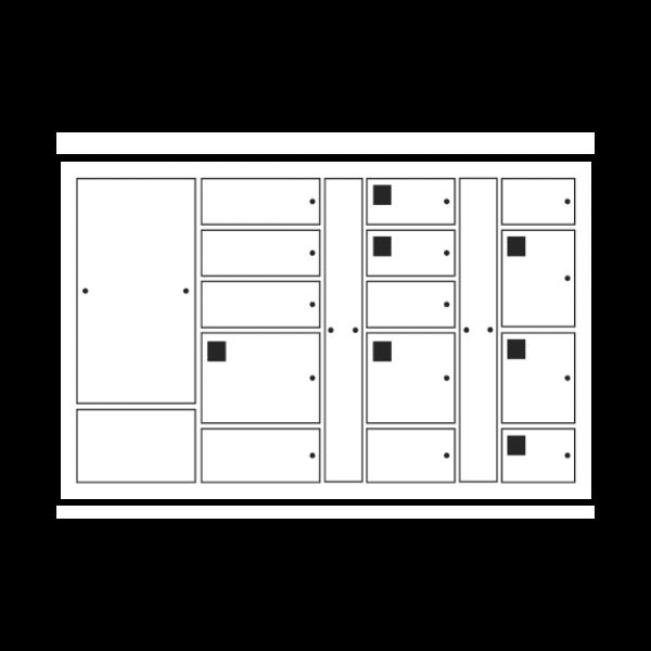 Proteus Switchgear ICON - White