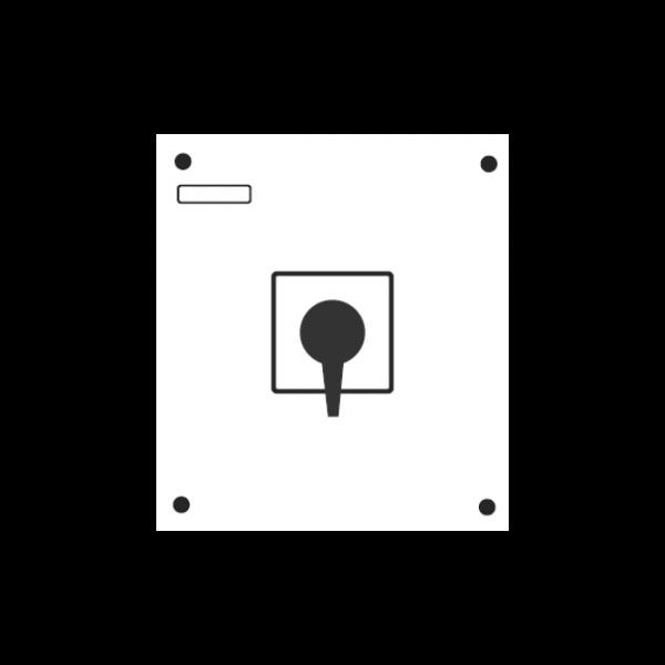 Proteus Switchgear ICON - White3